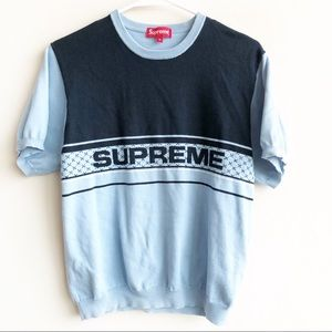 Supreme | Chest Logo Knit Top